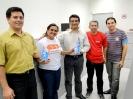 Entrega dos prêmios da Camapanha de Sindicalização 2010