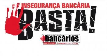 Bandidos roubam cofre do Santander em Ananindeua