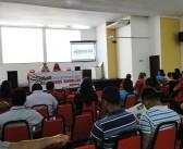 Delegados e delegadas sindicais participam de curso de formação