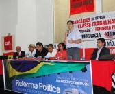 Para Pochmann, é preciso agir por uma Reforma Política no Brasil