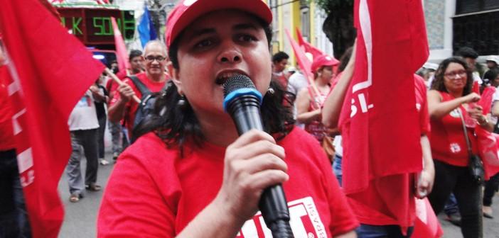 Rosalina Amorim é eleita secretaria de assuntos socioeconômicos da Contraf-CUT