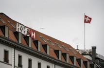 Imagem-de-18-de-fevereiro-mostra-a-sede-do-HSBC-Private-Bank,-em-Genebra,-na-Suíça.-O-banco-está-sendo-investigado