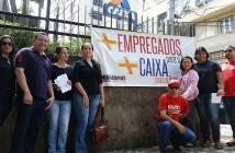 Contraf-CUT convoca participação em massa para o Dia Nacional de Luta por Contratação na Caixa