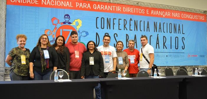 Delegação paraense participou ativamente da 17ª Conferência Nacional