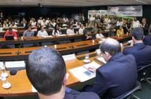 Audiência pública realizada na Câmara dos Deputados