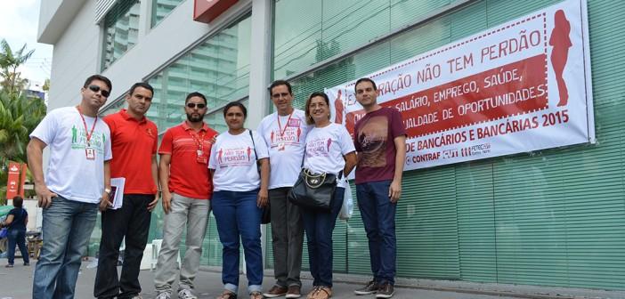 CN 2015: Bancários em contagem regressiva para o início da greve em Belém