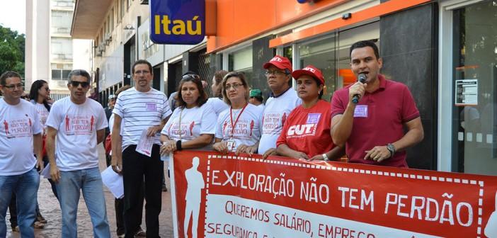 Sindicato não aceita fechamento de agências do Itaú em Belém