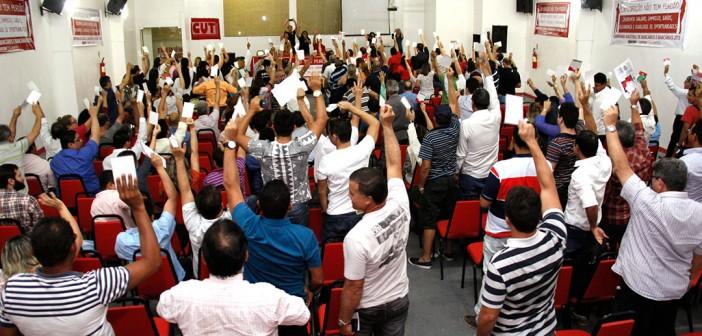 CN 2015: Aprovada por unanimidade, GREVE no Pará começa no dia 6