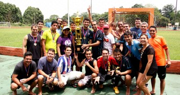 Bradesco UPE é bicampeão do Interbancários de Futebol de Campo