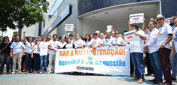 Vitória da categoria: Sindicato consegue liminar de suspensão da reestruturação da Caixa no Pará