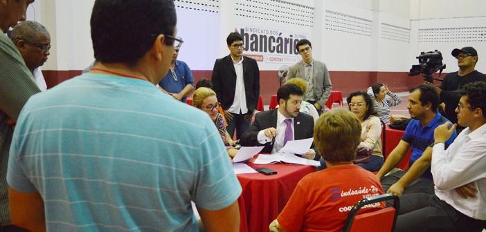 Eleições Sindicais 2016: Mesa Apuradora instalada. Apuração nesta sexta-feira (29)