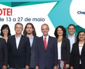 De 13 a 27 de maio vote Chapa 3 para a Previ!