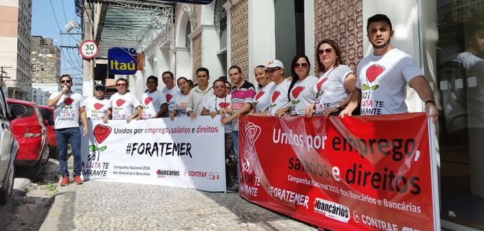 CN2016 invade o centro de Belém e a terça (23) é marcada por ato e mesa de negociação