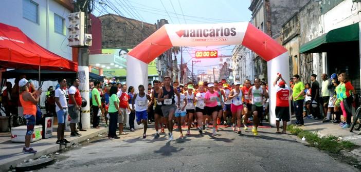 XII Corrida e Caminhada de Bancários e Bancárias do Pará bate recorde de inscrições