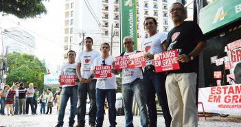CN2016: Banco da Amazônia consegue interdito, mas GREVE segue firme e forte!