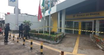 Susto: Explosivo é encontrado dentro de agência do BB em Ananindeua