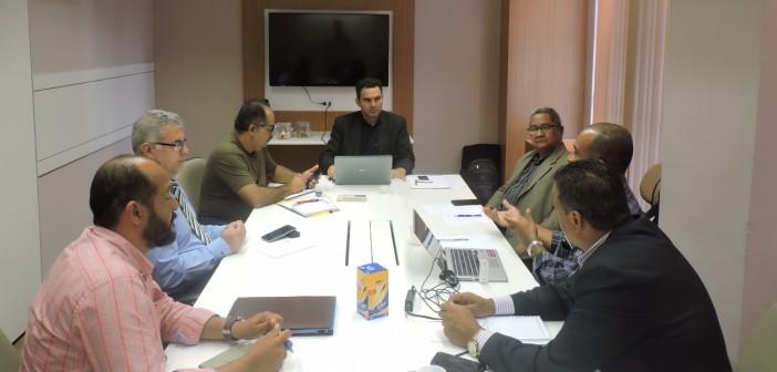 Reunião CCASP abertura remota