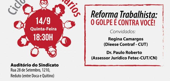 Ciclo de Seminários Belém