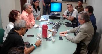 Reunião Ponto Eletrônico BASA