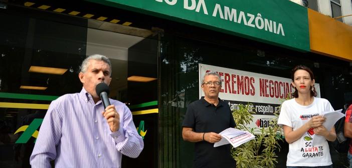 Sindicato cobra pagamento da 13ª Cesta Alimentação no Banco da Amazônia