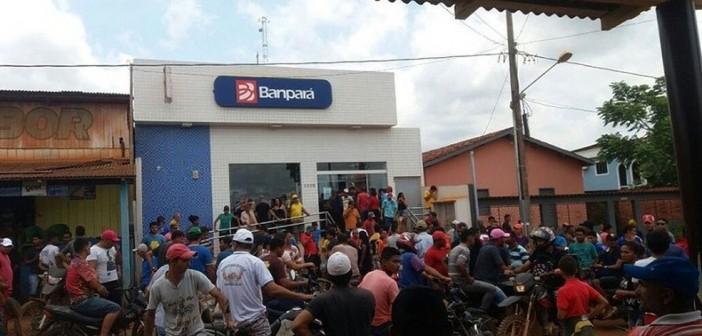 Número de ataques a bancos no Pará em 2017 já supera 2016