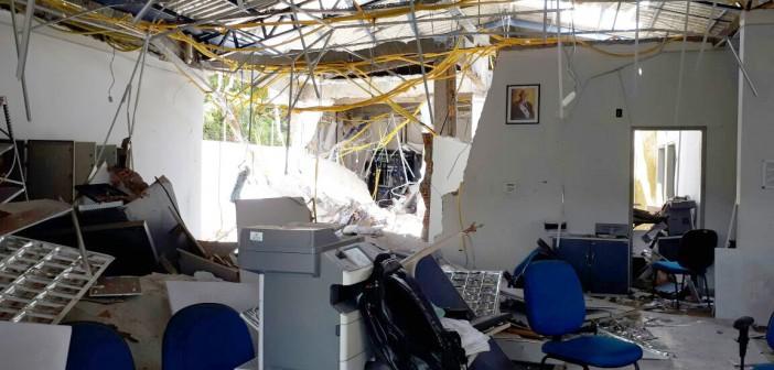 Mais uma semana de assaltos a bancos no Pará