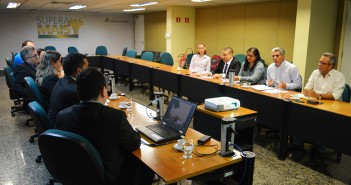 Mesa permanente reestruturação BASA