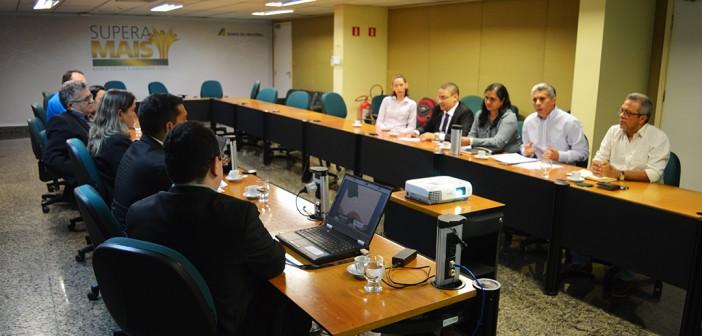 Reestruturação foi tema da segunda mesa permanente com Banco da Amazônia