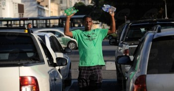Negro amulante - retrato da desigualdade