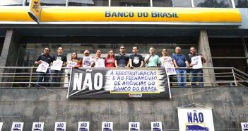 Pará presente no Dia Nacional de Luta contra a Reestruturação no BB