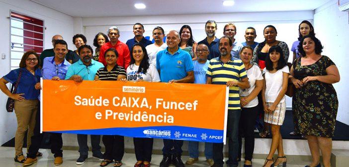 #ACaixaÉdoPovo: Comitê Estadual em Defesa da Caixa é lançado no Pará