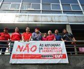 Bancários fazem greve contra 'reforma' da Previdência no Pará