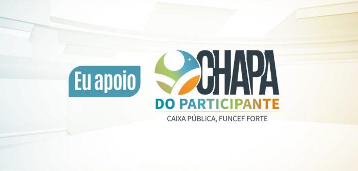 Chapa do Participante
