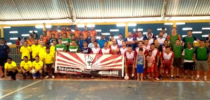 Banco do Brasil conquista o 3º Torneio de Futsal de Santarém