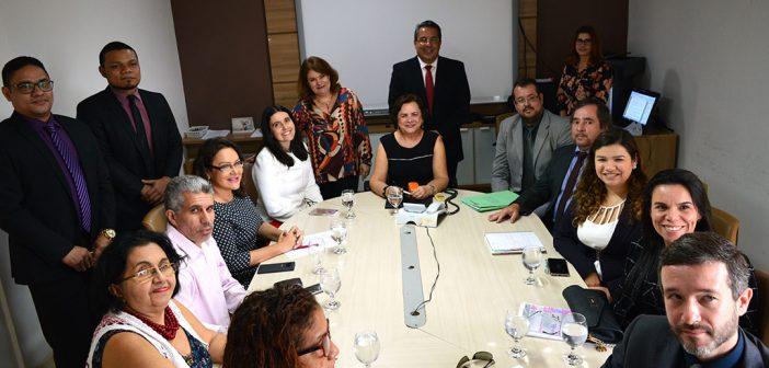 Sindicato reúne com Banpará no TRT para debater Ações de 7ª e 8ª horas
