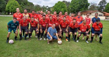 10º Interbancários de Futebol de Campo começa com goleadas