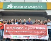 Dia de Luta contra a privatização dos bancos e empresas públicas