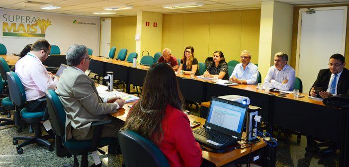 CN2018: Segunda mesa com Banco da Amazônia inicia debate sobre cláusulas da minuta