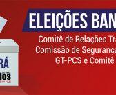 Confira o edital com o resultado das eleições dos comitês internos do Banpará