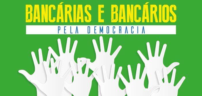 Pela democracia: Defendo o direito da aposentadoria para todos e todas