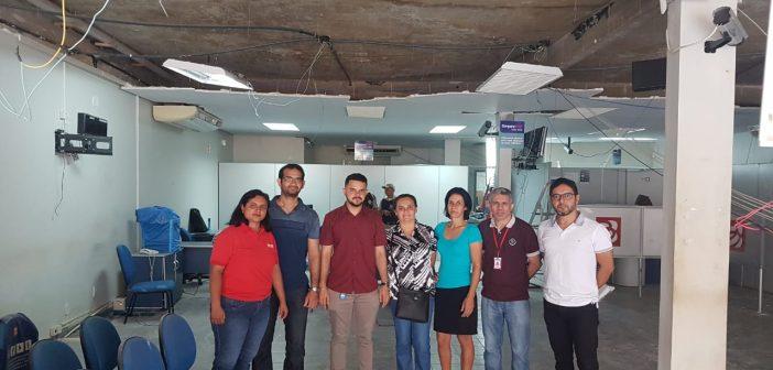 Sindicato visita Rondon do Pará após explosões a agências bancárias