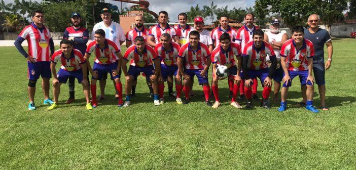 Banpará vence na abertura do Campeonato de Futebol de Campo