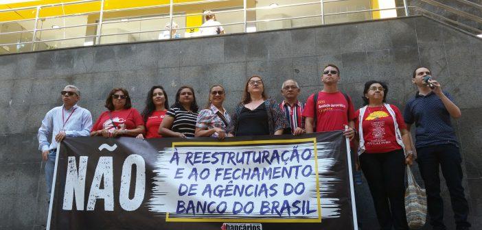 Sindicato cobra esclarecimentos sobre remoções compulsórias no Banco do Brasil