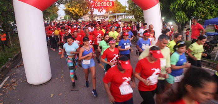 Corrida e Caminhada Bancária comemora sua 15ª edição em Belém