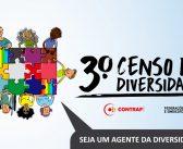 Responda ao 3º Censo e seja um Agente da Diversidade