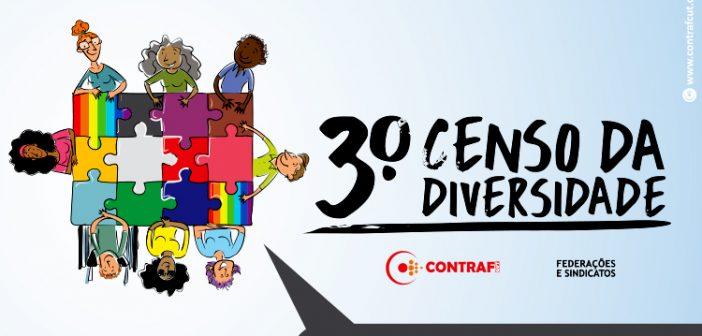 No dia 23 de outubro acontece o mutirão do Censo da Diversidade