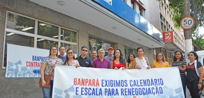Sindicato cobra mais contratações e pagamento de horas extras no Banpará