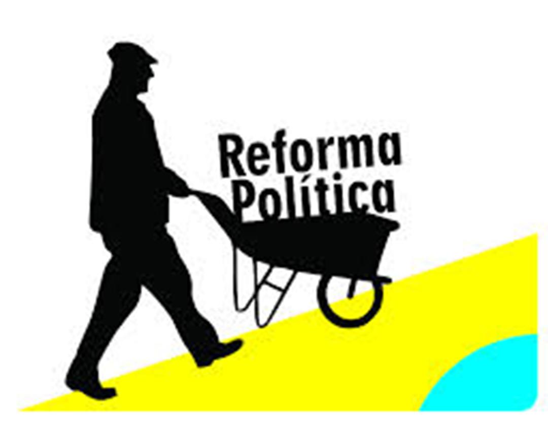 Movimentos contestam reforma política que Câmara tenta emplacar ...
