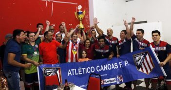 Atlético Canoas Banpará é Campeão do 10º Campeonato Interbancários de Futsal