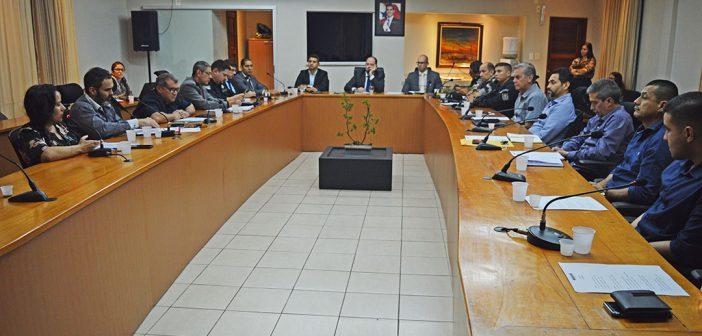 Sindicato reúne novamente com a Segup em busca de melhorias na segurança bancária